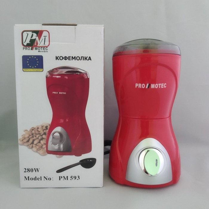Кофемолка измельчитель Promotec измельчитель на  280W
