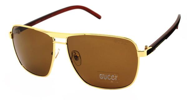 Солнцезащитные очки мужские Polaroid Gucci