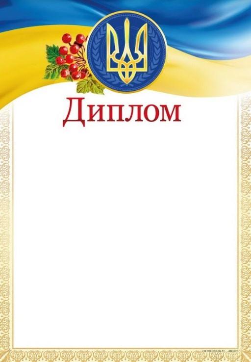 Диплом -ДМ-031
