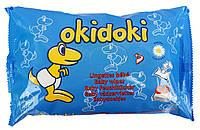 OkiDoki детские влажные салфетки (60шт)