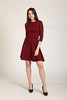 Платье FELIZ look L (FLZ10_Bordo)