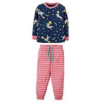 Пижама Frugi, Little  John для девочки, фото 1