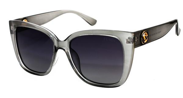 Солнечные очки брендовые копия Polaroid Fendi