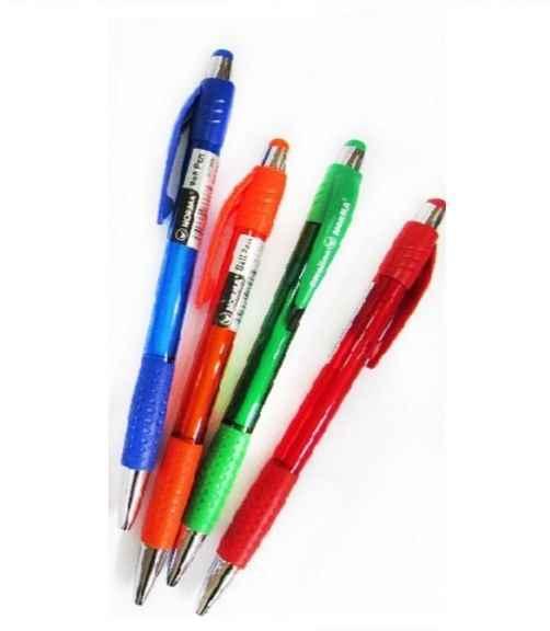 Ручка кульк., авт., син., CAROLINA, 336, NORMA