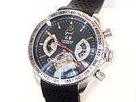 Мужские механические наручные часы TAG Heuer Grand Carrera Calibre 17 RS, фото 1