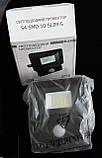 Прожектор светодиодный BIOM 10W S4-SMD-10-Slim+Sensor 6500К 220V IP65, фото 6
