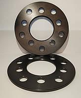 Колесные проставки (шайбы) 5мм для литых дисков Mazda Мазда