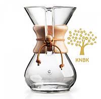 Кемекс для кофе Chemex 6 cup original (990 мл.), фото 1