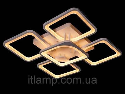 Люстры припотолочные LED