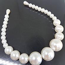 Украшение-ободок для волос Жемчужинки Large (Vtnm-obod-pearl-l)