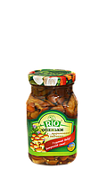 Опята маринованные с овощами Рио 250 мл