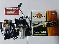 Ксеноновые лампы HB4 (9005) 6000k Cyclon 2 шт.