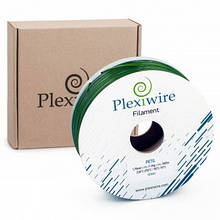 Пластик в котушці PETG 0,9/300 м, Plexiwire Зелений
