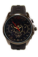 Мужские кварцевые наручные часы TAG Heuer SLS Mercedes-Benz, Black