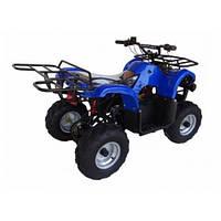 Квадроцикл детский электрический ATV50-003E (Синий, черный)