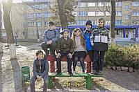 Живые квесты для детей в Киеве от Склянка мрiй