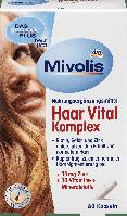 Биологически активная добавка Mivolis Haar Vital Komplex, 60 шт., фото 1
