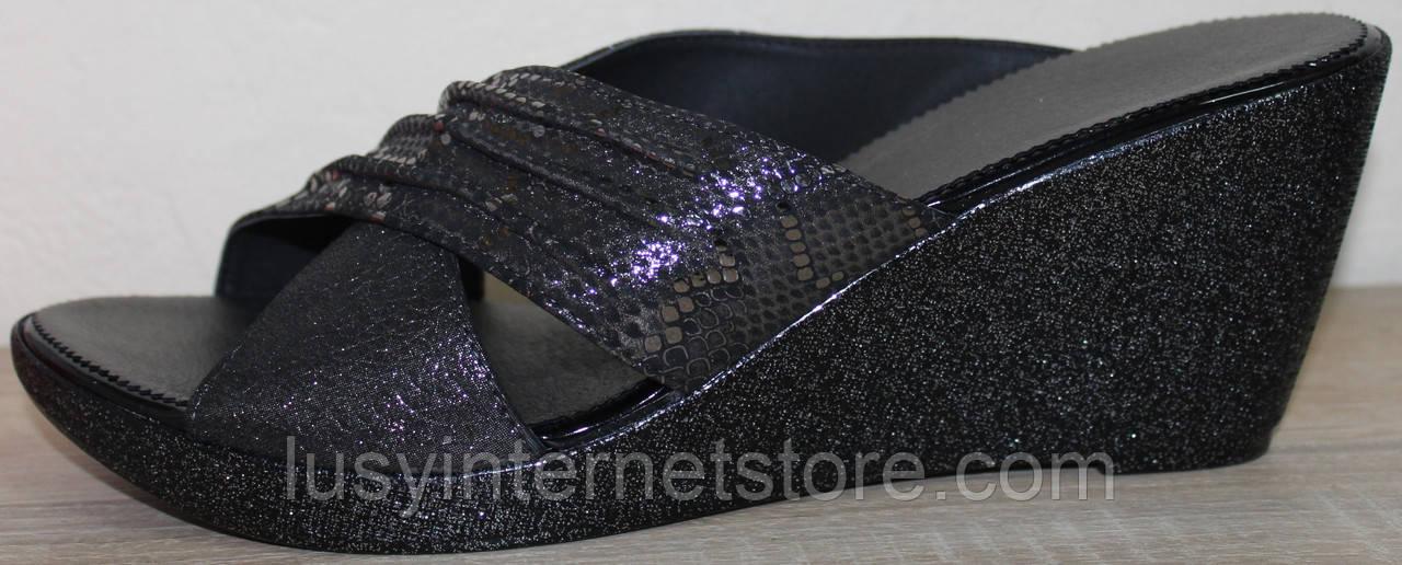 Сабо женские кожаные, большие размеры от производителя модель МИ5099-15