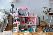 Обои для кукольного домика NestWood Люкс для Барби (ob003), фото 2