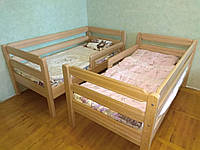Деревянная детская кровать 70*140  Тимошка
