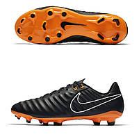 Детские футбольные бутсы Nike Tiempo Legend 7 Academy FG AH7242-080 , фото 1