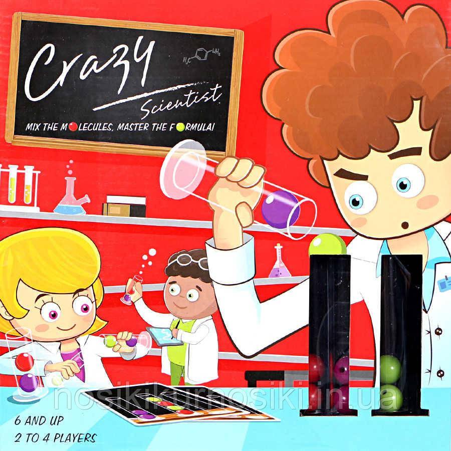 """Настольная игра Crazy Scientist """"Cумасшедший ученый"""""""