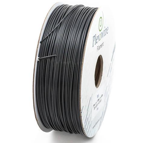 Пластик в котушці PETG 0,9/300 м, Plexiwire Сірий, фото 2