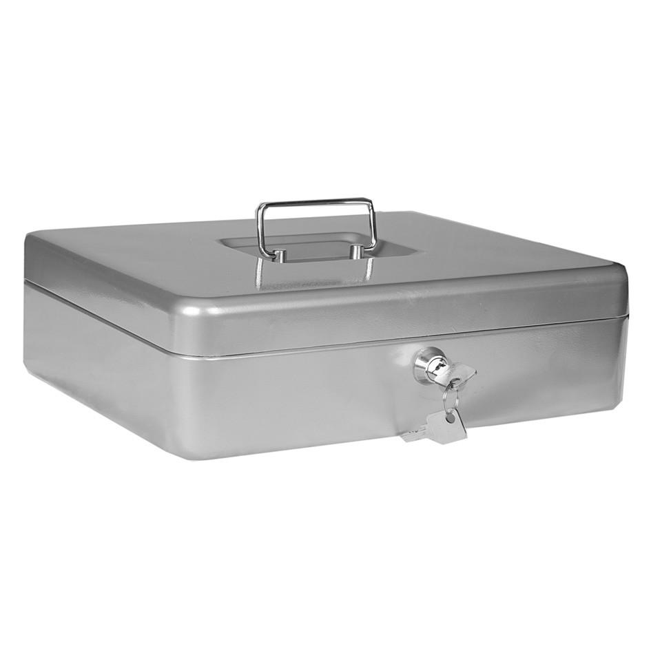 Металлическая коробка-кэшбокс TS 0010
