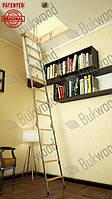 Чердачная лестница  Bukwood ECO Metal ST 130x60, 130x70, 130x80, 130x90