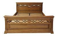Дубове ліжко Елеонора нова, фото 1