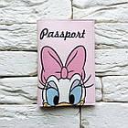 Обложка для паспорта Дейзи Дак, фото 2