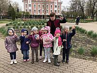 Какие можно придумать квесты для детей от 4 до 5 лет? От Склянка мрiй