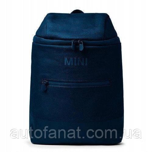 Оригинальный рюкзак MINI Tonal Colour Block Backpack, Island (80222460867)