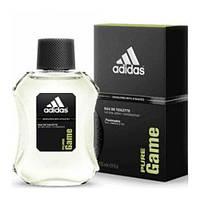Туалетная мужская водa Adidas Pure Game 100 мл