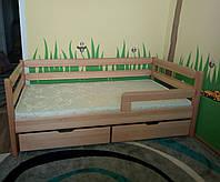 Кровать подростковая деревянная 80*190 Тимошка