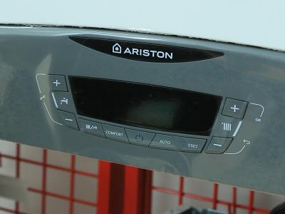 Цифровая панель газового котла Ariston CLAS ONE 24