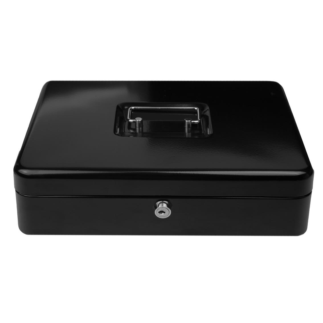 Металлическая коробка-кешбокс TS 0001