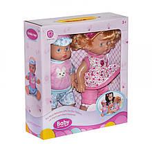 Пупсы Sweet Doll: мальчик и девочка