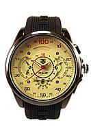 Мужские кварцевые наручные часы TAG Heuer SLS Mercedes-Benz, White, фото 1