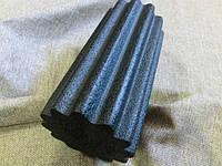 Роллер массажный для занятий йогой (Длина 30 см, Диаметр 14,5 см)