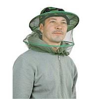 Капелюх з антимоскітною сіткою (від комарів і бджіл)