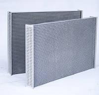 Соты радиатора MAN M2000 805x645x52 645x77