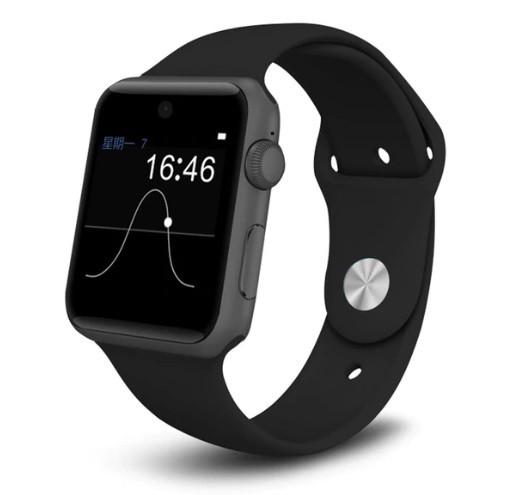Смарт-годинник Smart Watch Lemfo LF07 (DM09) black