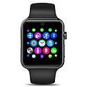 Смарт-годинник Smart Watch Lemfo LF07 (DM09) black, фото 2