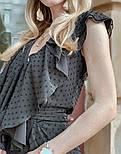 Женское платье с рюшами (в расцветках) , фото 5