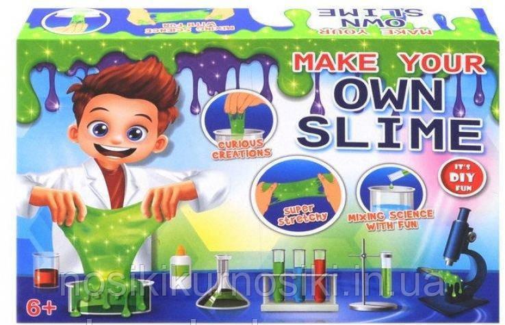 Набор для творчества Сделай слайм Slime