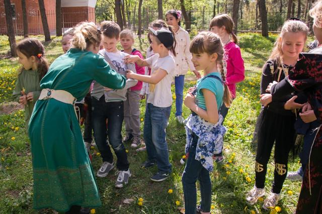 фото ролевой квест для детей