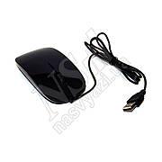 Мышь USB черная