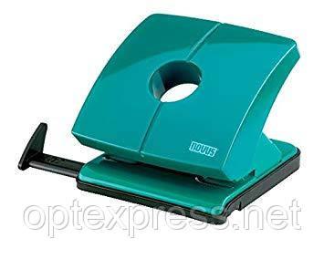 Дырокол офисный NOVUS В225 зеленый