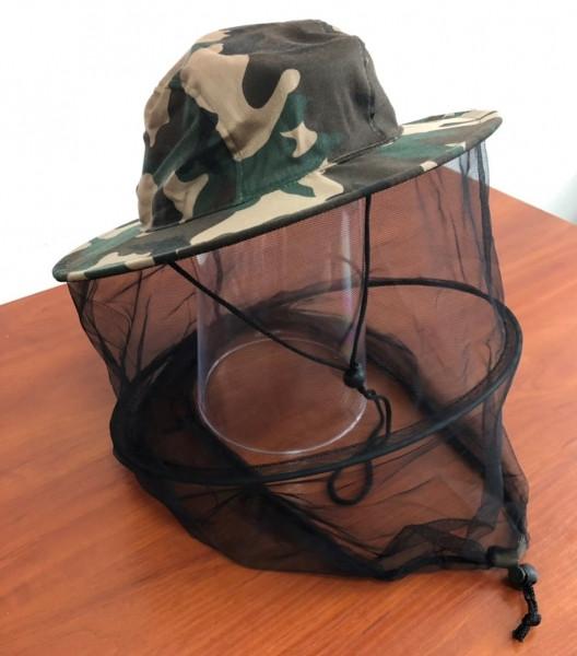 Шляпа для рыбаков от комаров, для пчеловодов от пчел